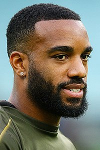 Alexandre Lacazette at Baku before 2019 UEFA Europe League Final.jpg