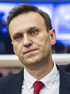 Russian anti-corruption activist