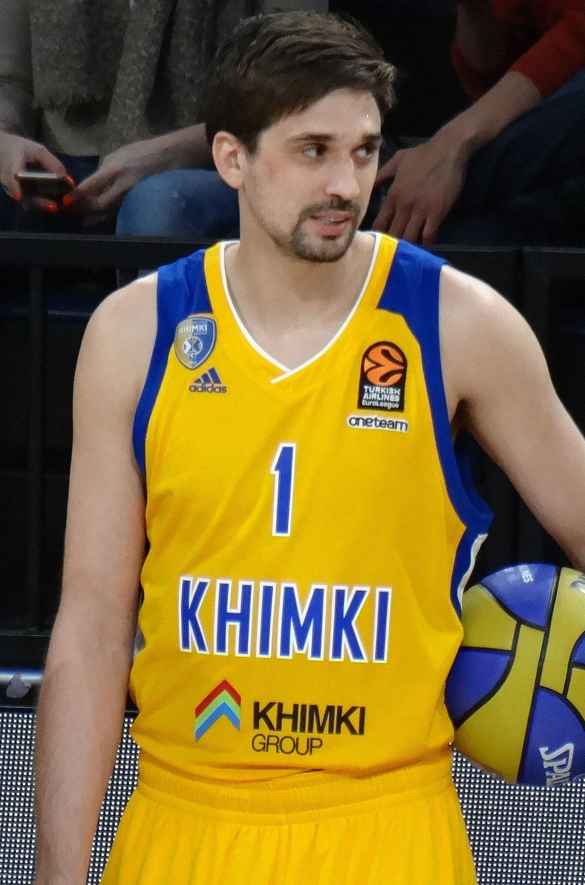Alexey Shved