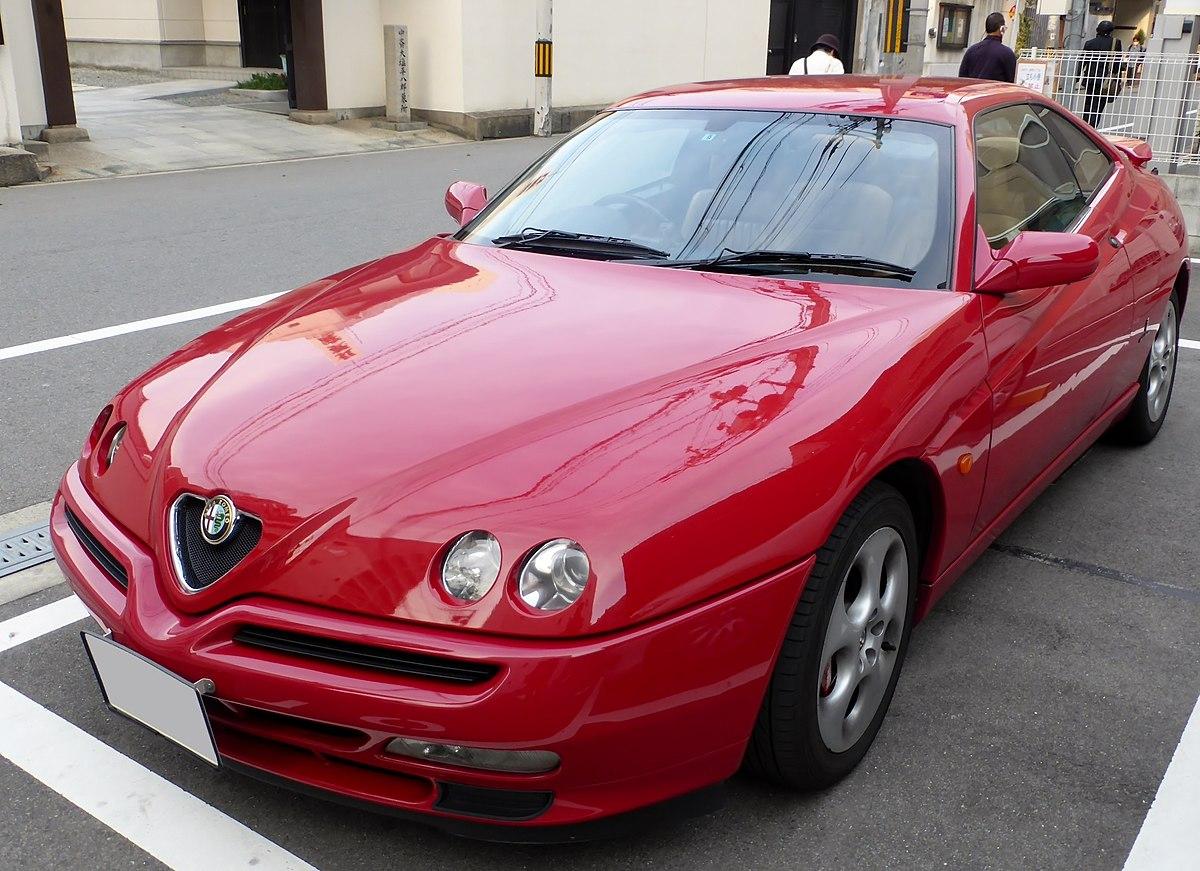Alfa Romeo Gtv Wikip 233 Dia A Enciclop 233 Dia Livre
