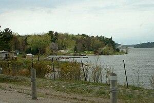 The North Shore, Ontario - Image: Algoma Mills ON