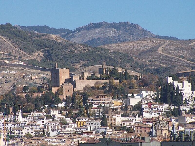 File:Alhambra de Granada, vista general (Spain).jpg