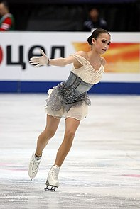 Alina Zagitova at the World Championships 2019 - Short program 03.jpg