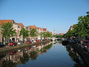 North Holland - Canal in Alkmaar