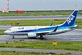 All Nippon Airways, B737-700, JA14AN (21030627296).jpg