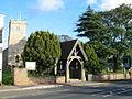 All Saints' Church, Shiptonthorpe - geograph.org.uk - 77563.jpg