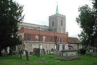 All Saints, Carshalton - geograph.org.uk - 1659829.jpg