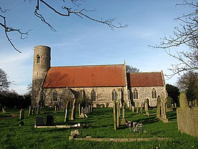 All Saints Church, Belton - geograph.org.uk - 664911.jpg