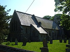 All Saints Church, Nash - geograph.org.uk - 799923.jpg