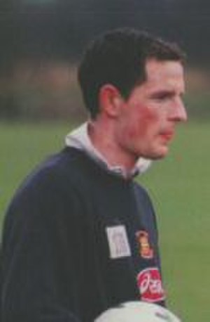 Allan Johnston - Image: Allan Johnston Sunderland 1998