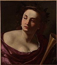 Allegory of Fame by Artemisia Gentileschi ca. 1630-1635.jpg