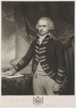Alleyne FitzHerbert, 1st Baron St Helens - Image: Alleyne Fitz Herbert 04738