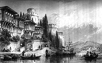Thomas Allom - Image: Allum Bosphorus