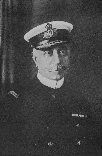 Chief of the Hellenic Navy General Staff - Image: Almirante Coundouritis inheartofgermani 00vaka