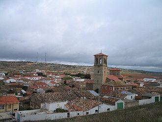 Almodóvar del Pinar - Image: Almodovardelpinar