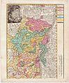 Alsatia tam Superior, quam Inferior una cum Sundgovia , utraque in suos Status provinciales divisa ^ ex subsidiis veteri - urn-nbn-de-0128-1-11716.jpg
