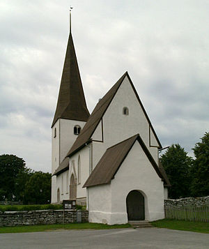 Alskog Church