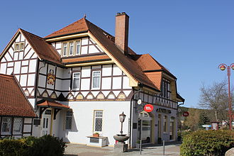 Schierker Feuerstein - Schierke pharmacy