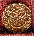 Alvise mocenigo III, quarto di doppia d'oro, 1722-32.jpg