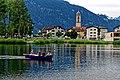 Am Laaxer See in Graubünden. 02.jpg