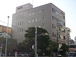 Amano Headquarter Office 20140828.JPG