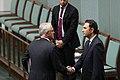 Ambassador Waissi with Prime Minister Turnbull.jpg
