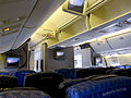 American Airlines.Boeing 767-300ER.Economy class.2009.JPG
