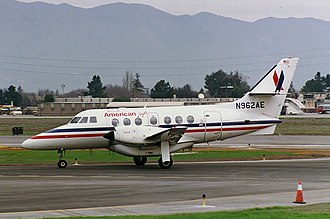 Corporate Airlines Flight 5966 - A Jetstream 32EP similar to the accident aircraft