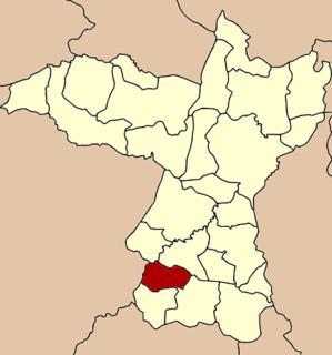 Waeng Yai District Amphoe in Khon Kaen, Thailand