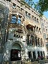 foto van Bankgebouw in stijl van Berlagianisme