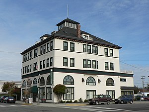 Anacortes, Washington - The Majestic Inn, Anacortes, Washington