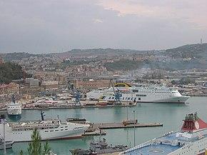 Arad Ancona transport persoane Italia