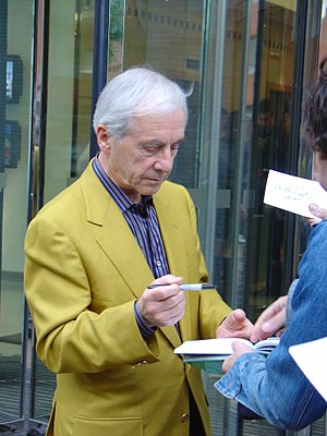 Norris Cole - Andrew Sachs (pictured) was cast in the role of Ramsay Clegg.