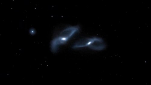 Tập tin:Andromeda and Milky Way collision.ogv