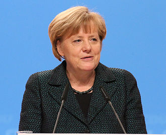 Christian Democratic Union of Germany - Angela Merkel