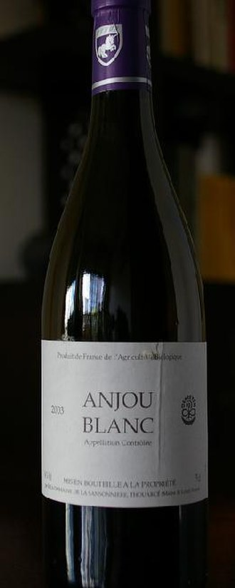 Loire Valley (wine) - Many Loire Valley wines are released in Burgundy style wine bottles.