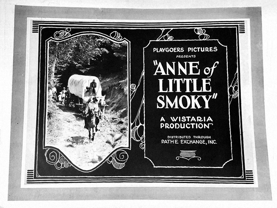 Anne of Little Smoky