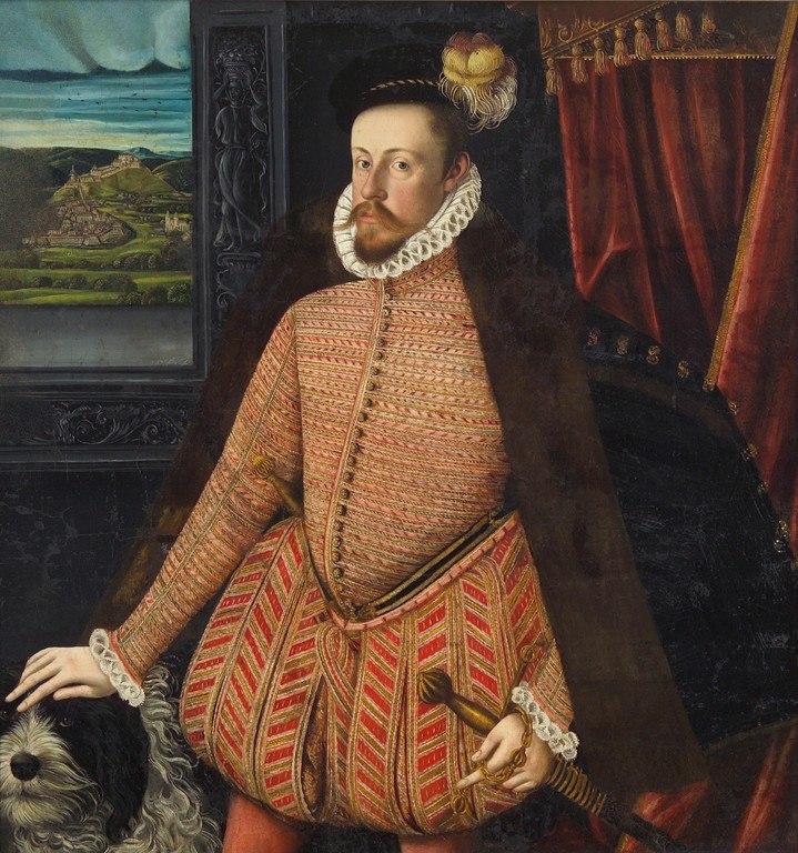 Anonym Erzherzog Karl II