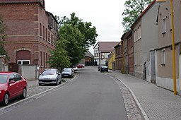 Hirtenstraße in Markranstädt