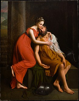 Antoinette Béfort - A Young Woman from Thebes Tending Her Wounded Father.jpg