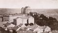 Anton Nitsch - Petersberg, Franzensberg und Stadthofgebäude (Brünn, 1869).png
