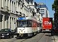Antwerpen - Antwerpse tram, 23 juli 2019 (069, Sint-Paulusstraat).JPG