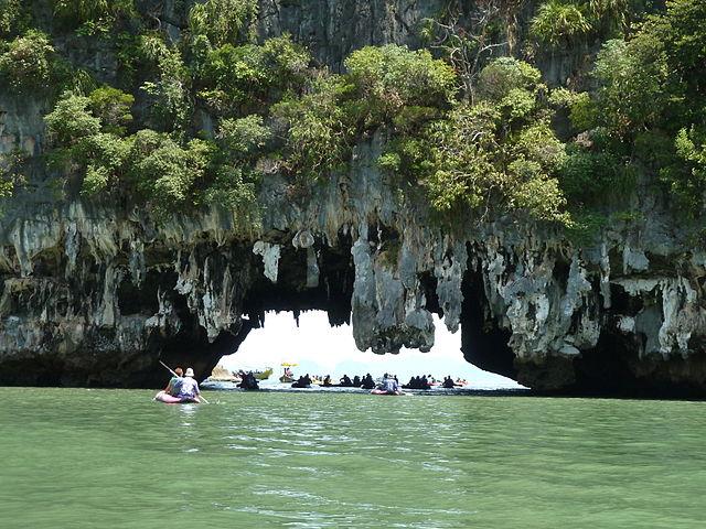 Phang Nga Bay Eco Tour From Phuket Viator