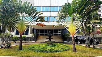 Apostolic Nunciature - Apostolic Nunciature in Jakarta, Indonesia.