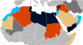 Arab Spring map 07 2013.png