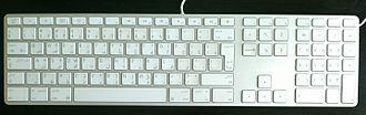 Arabic keyboard - An Arabic keyboard