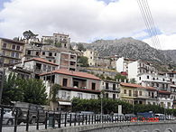 Arachova, Viotia, Greece - View on city.jpg