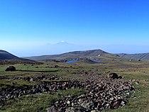 Ararat from Aragats, Armenia - panoramio (1).jpg