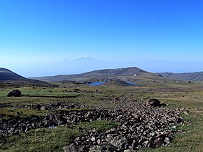 Ararat from Aragats, Armenia - panoramio (1).jpg