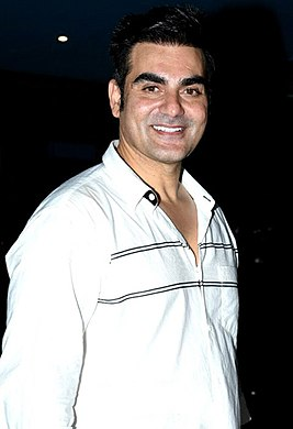 Arbaaz Khan at his birthday bash at Su Casa.jpg
